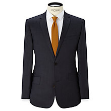 Buy Kin by John Lewis Como Mild Pindot Slim Suit Jacket, Airforce Blue Online at johnlewis.com