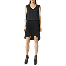 Buy AllSaints Taya Dress Online at johnlewis.com