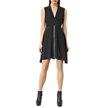 Buy AllSaints Jayda Dress Online at johnlewis.com