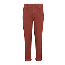 Buy John lewis Boys' Slim Fit Chinos Online at johnlewis.com