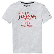 Buy Tommy Hilfiger Boys' 1985 Print T-Shirt Online at johnlewis.com