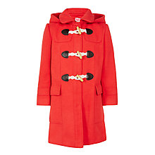 Buy John Lewis Girls' Duffle Coat Online at johnlewis.com