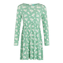 Buy John Lewis Girls' Floral Printed Dress Online at johnlewis.com