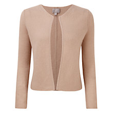 Buy Pure Collection Gwynne Gassato Cashmere Edge To Edge Cardigan Online at johnlewis.com