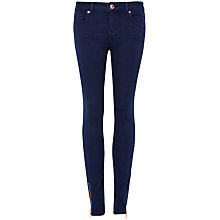 Buy Ted Baker Dariaa Super Skinny Denim Jeans, Navy Online at johnlewis.com