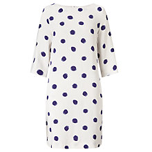 Buy Selected Femme Fria Dress, Blue Dot Online at johnlewis.com