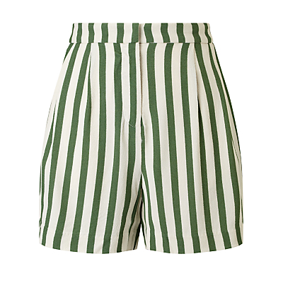 Selected Femme Aliva Stripe Shorts