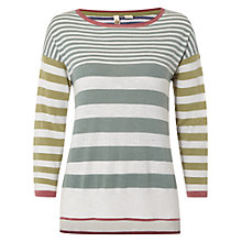Buy White Stuff Artists Jumper, Basil Green Online at johnlewis.com
