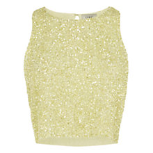 Buy Coast Bliss Top, Lime Online at johnlewis.com