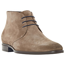 Buy Dune Marlin Suede Lace-Up Chukka Boots Online at johnlewis.com