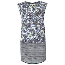 Buy White Stuff St Ives Spot Tunic, Basil Green Online at johnlewis.com