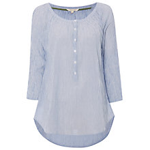 Buy White Stuff Whitney Top, Graphite Grey Online at johnlewis.com