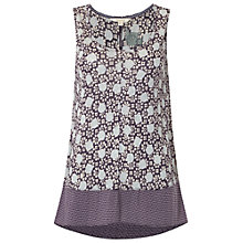 Buy White Stuff Skyline Vest, Ebony Blue Online at johnlewis.com