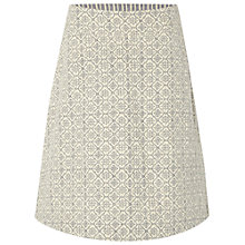 Buy White Stuff Trinity Reversible Skirt, Graphite Grey Online at johnlewis.com