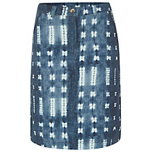 Buy White Stuff Studio Skirt, Navy Online at johnlewis.com