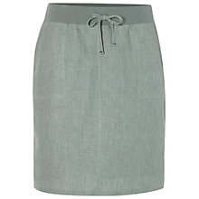 Buy White Stuff Plain Jane Skirt, Ceramic Green Online at johnlewis.com