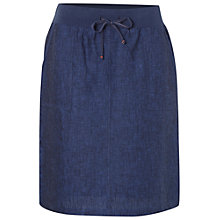 Buy White Stuff Plain Jane Skirt, Ebony Blue Online at johnlewis.com