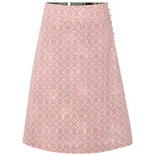 Buy White Stuff Reversible Skirt, Moss Green Online at johnlewis.com