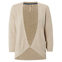 Buy White Stuff Uptown Cardigan, Natural Online at johnlewis.com