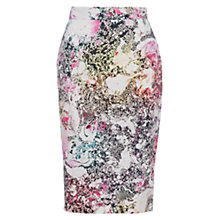Buy French Connection Mineral Pencil Skirt, Multi Online at johnlewis.com