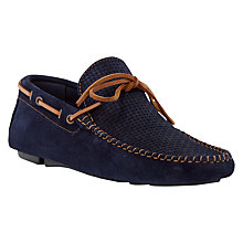 Buy Dune Beachcomber Suede Driving Shoes Online at johnlewis.com