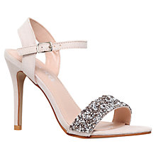 Buy Miss KG Ivy 2 Embellished High Heel Sandals Online at johnlewis.com