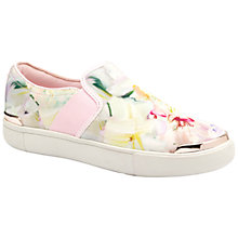 Buy Ted Baker Laulei Slip On Trainers Online at johnlewis.com