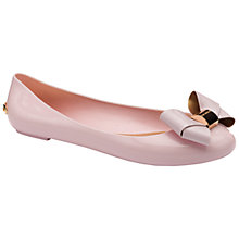 Buy Ted Baker Faiyte Pumps, Light Pink Online at johnlewis.com