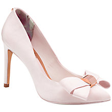 Buy Ted Baker Ichlibi Pointed Toe Stiletto Court Shoes Online at johnlewis.com