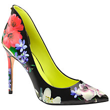 Buy Ted Baker Savenniers Stiletto Heeled Court Shoes Online at johnlewis.com