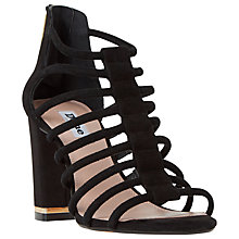 Buy Dune Maybells Block Heeled Multi Strap Sandals Online at johnlewis.com