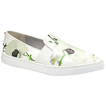 Buy Ted Baker Thfia Pointed Toe Slip On Trainers Online at johnlewis.com