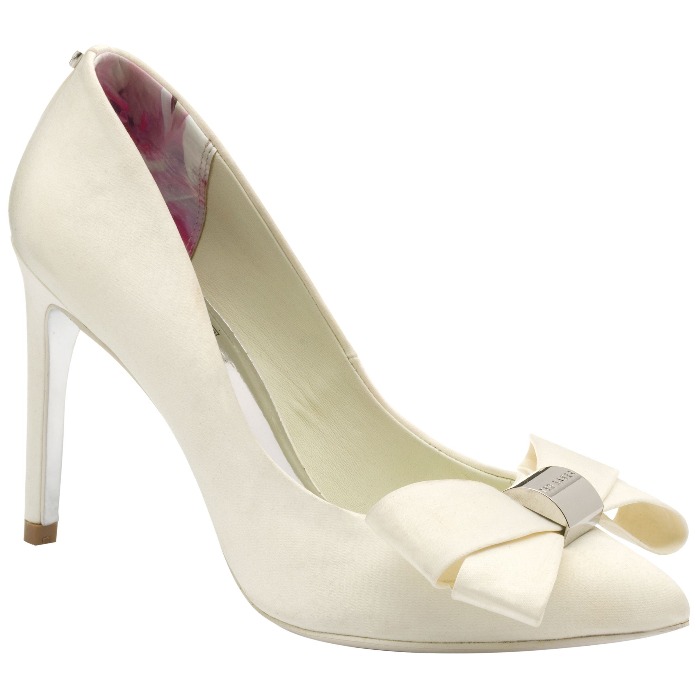 John Lewis Cream Shoes For Wedding