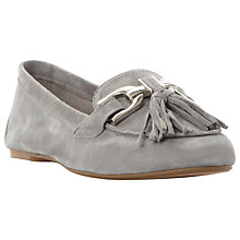 Buy Dune Gen Snaffle Detail Tassel Loafers Online at johnlewis.com