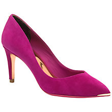 Buy Ted Baker Monirra Pointed Court Shoes Online at johnlewis.com