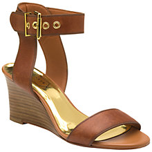 Buy Ted Baker Lernox Wedge Sandals Online at johnlewis.com