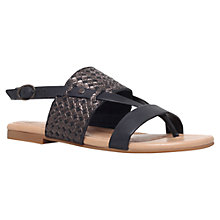 Buy UGG Verona Metallic Basket Sandals Online at johnlewis.com