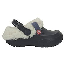 Buy Crocs Children's Blitzen Clog Shoes Online at johnlewis.com