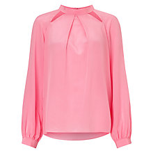 Buy Somerset by Alice Temperley Silk Cut Out Blouse Online at johnlewis.com