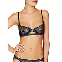 Buy Heidi Klum Intimates Venetian Embrace Underwired Bra, Ombre Tapestry Online at johnlewis.com