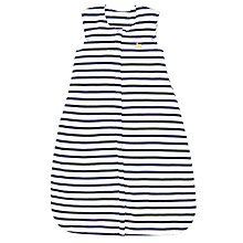 Buy John Lewis Baby Travel Sleep Bag, 2.5 Tog, Navy Online at johnlewis.com