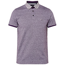 Buy Ted Baker Zoomba Cotton Polo Shirt Online at johnlewis.com