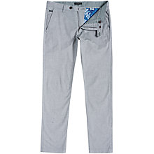 Buy Ted Baker Buggles Trousers, Blue Online at johnlewis.com