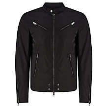 Buy Diesel J-Edgea Zip Jacket, Black Online at johnlewis.com