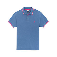 Buy Joules Haoyuang Kielder Tipped Polo Shirt Online at johnlewis.com