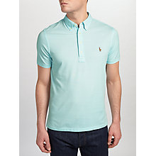 Buy Polo Ralph Lauren Oxford Polo Shirt Online at johnlewis.com