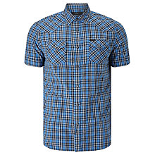 Buy Diesel S-Zule Short Sleeve Check Shirt Online at johnlewis.com