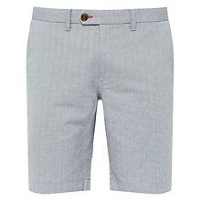 Buy Ted Baker Catsear Shorts, Navy Online at johnlewis.com