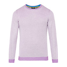 Buy Ted Baker Boltin Jumper, Pink Online at johnlewis.com