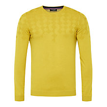 Buy Ted Baker Dymojak Jumper, Lime Online at johnlewis.com